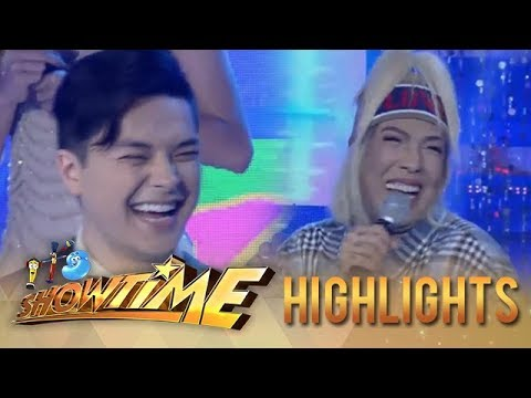 Its Showtime Miss Q A Vice Ganda Gets Excited Seeing Kuya Escort