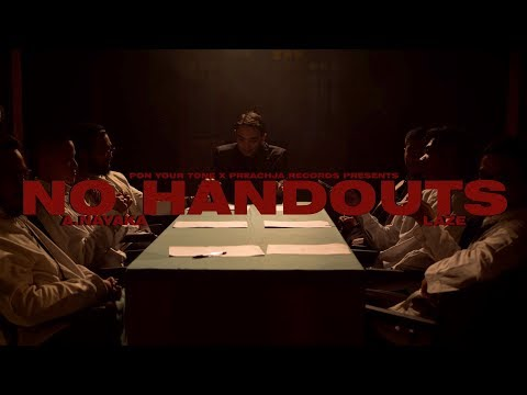 Laze & A. Nayaka - NO HANDOUTS  [Official MV] [CC]