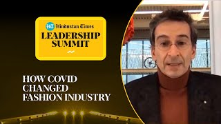 Covid impact on fashion industry: YOOX's Federico Marchetti decodes #HTLS2020