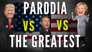 Sia - The Greatest [PARODIA] - PanPers