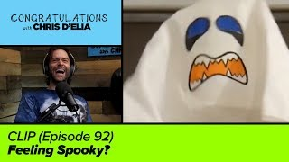 CLIP: Feeling Spooky? - Congratulations with Chris D'Elia