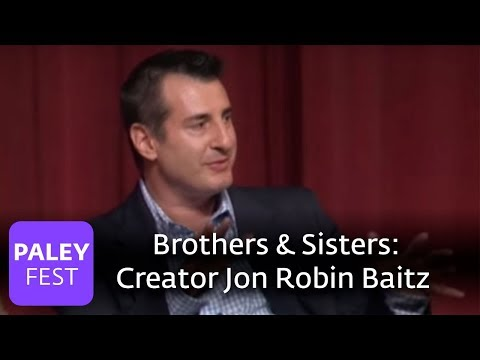 Brothers & Sisters - Creator Jon Robin Baitz (Paley Center)