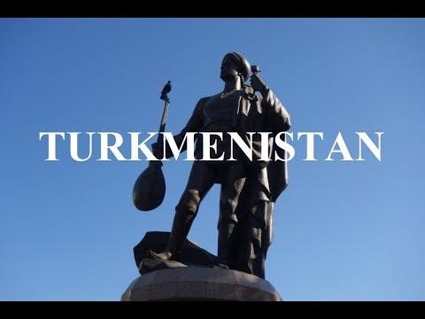 Turkmenistan (Most Populated place of Ashgabat)  Part 10