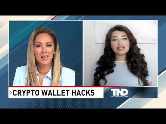 The National Desk (Sinclair): Hackers Targeting Cryptocurrency Owners