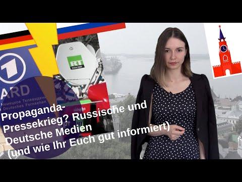 Propaganda-Pressekrieg? Russische vs Deutsche Medien (und wie Ihr Euch gut informiert)