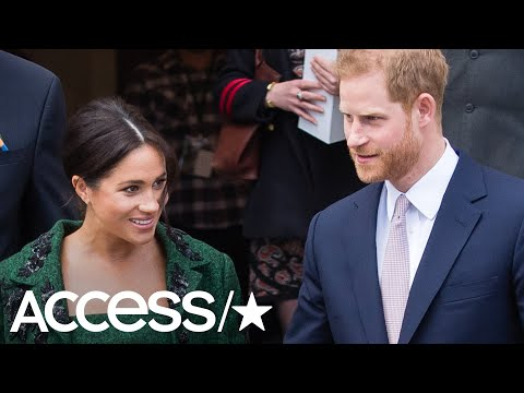 Meghan Markle & Prince Harry's Baby Name Predictions: Could These Be Frontrunners? | Access
