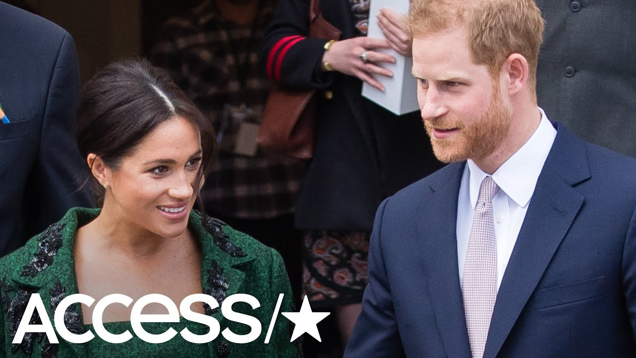 Meghan Markle & Prince Harry's Baby Name Predictions: Could This Be Frontrunners? | Access