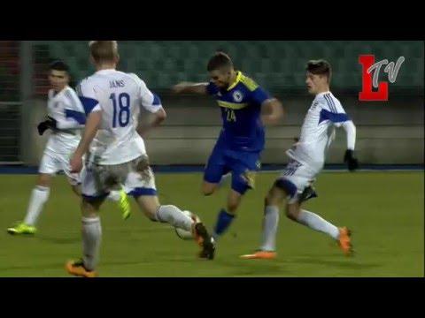 Luxembourg 0 - 3 Bosnia-Herzegovina (25.03.2016 // by LTV)