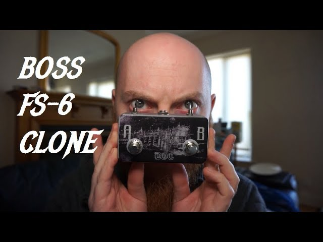 [SCHEMATICS_4US]  DIY Boss FS6 Clone - YouTube | Boss Fs 6 Wiring Diagram |  | YouTube