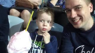 04.01.2019, водное шоу Марии Киселевой «Миссия «Одиссей»»
