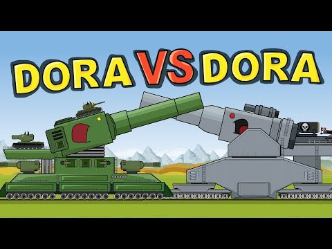 """""""Railway Monsters"""" Cartoons about tanks"""