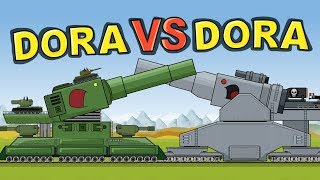 """Railway Monsters"" Cartoons about tanks Video"