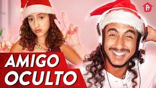 AMIGO OCULTO ONLINE | PARAFERNALHA