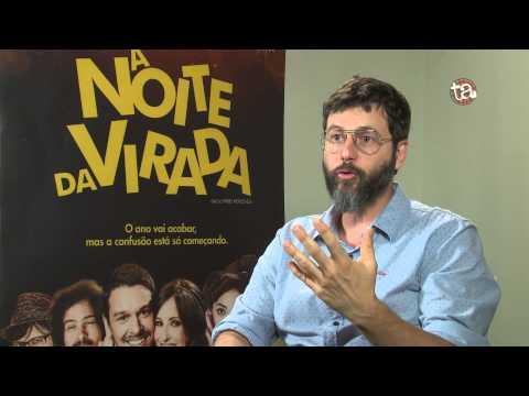 A Noite da Virada: Entrevista Fábio Mendonça diretor