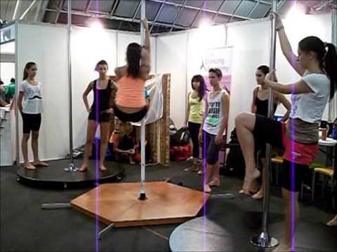 Milano Danza Expo Lezioni Pole Dance Gym