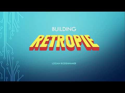 Building RetroPie (Retro Gaming Arcade) 4 week Personal Project