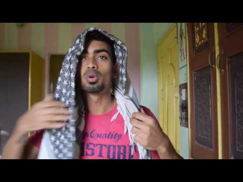 How To Tie Shemagh Or Keffiyeh