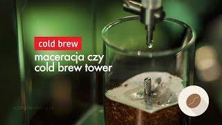 COLD BREW TEST: Tower vs Maceracja. Czajnikowy.pl