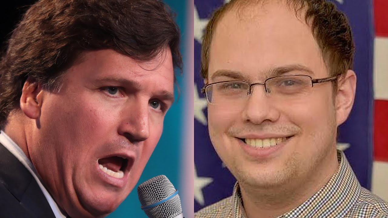 Tucker Carlson's Speechwriter Caught Posting Racist, Sexist Online Comments