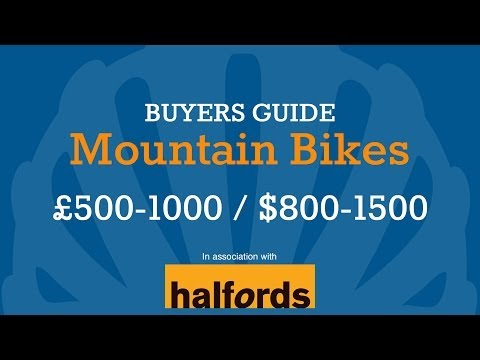 Mountain Bike Buyer's Guide - £500-£1000 / $800-$1500