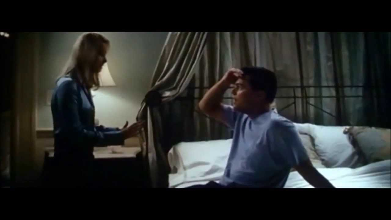 wolf of wall street sex scene