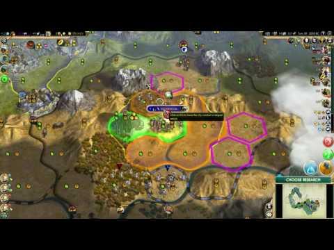 Filthy tutors Arumba in Civ 5 Deity 6ffa Part 16