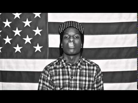 ASAP Rocky - Kissin' Pink feat. ASAP Ferg (Instrumental) prod. Beautiful Lou