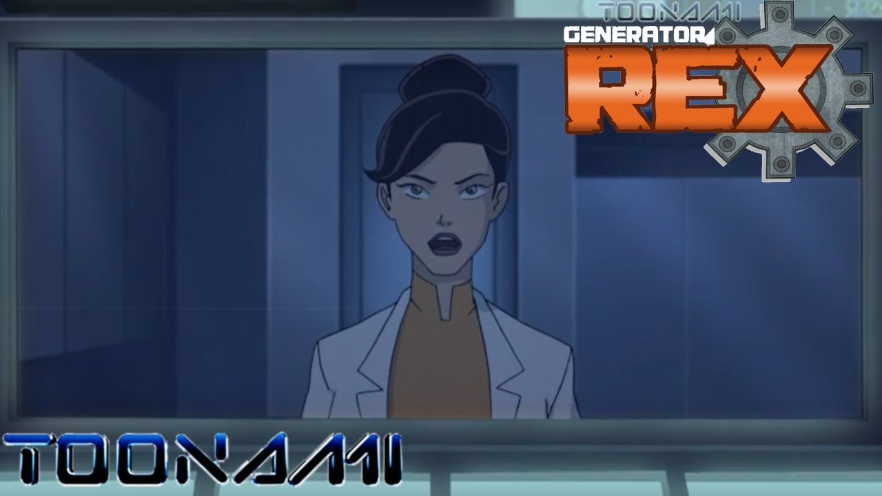 Download Generator Rex - Waste Land