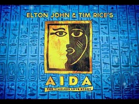AIDA Live- Overture- Act I