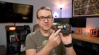 Amazing XLR Audio Without a Computer! Tascam DR-60D Mk2