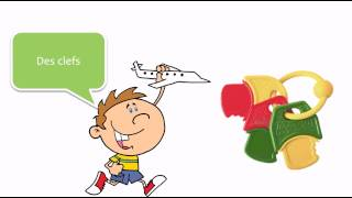 Learn French #Dialogue 59 #J'adore les jouets thumbnail