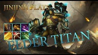 DOTA 2 l Full HD Gameplay l 60Fps l Elder Titan