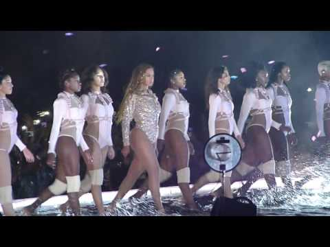 Beyonce Freedom - Formation World Tour London Wembley Stadium 02.07.16