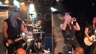 Primal Fear - Final Embrace (Live - Biebob - Vosselaar - Belgium - 2014)