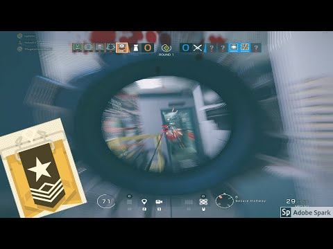 How a Gold Plays Casual - Rainbow Six Siege