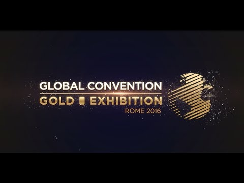 [Trailer] Join the Global Convention 2016 & Gold Exhibition!