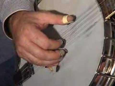 Banjo Lesson: Beginning Lesson #1 - YouTube