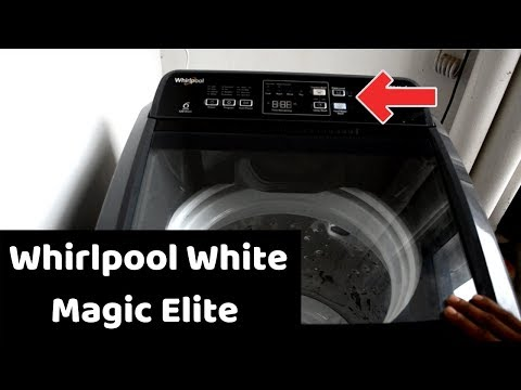 Best Fully Automatic Washing Machine Under 15k 👍😱 Whirlpool White Magic Elite Review in HINDI 😱😍