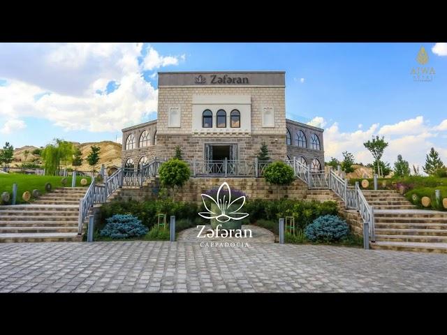 Yaşayan Mutfak Zeferan Restoranlarında || AJWA Hotels || Yarınlara Bir İz Bırak