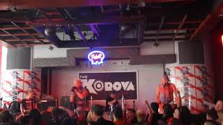 Reagan Youth - USA live at Remember The Punks Music Fest in San Antonio Oct 2017