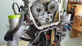 Разборка двигателя CJSA/CJSB/CJEA/CJEB 1.8TSI GEN3