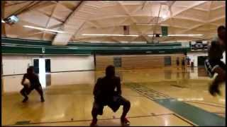 Highline Mens Basketball S&C Spring Workouts 2014