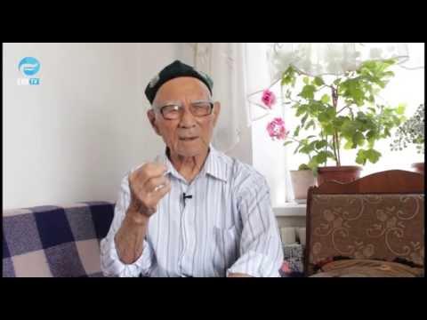 Hayat Shahitlirimiz 1. san Hamit Kenji kirgizisan - ERK TV