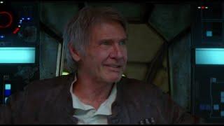 ハリソン・フォードが明かすSWが愛される理由/映画『スター・ウォーズ/フォースの