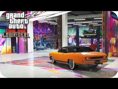 TUNEANDO ALBANY BUCCANEER ... ESTO ES UN REAL LOWRIDER | GTA V ONLINE LOWRIDER GAMEPLAY | Flow