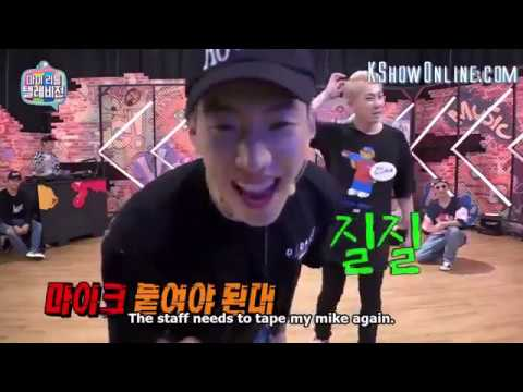 [ENG] Jay Park is drunk with excitement lol that time when he drooled on TV xD
