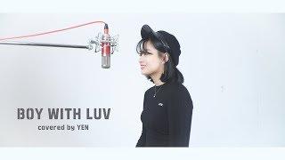BTS (방탄소년단) - 작은 것들을 위한 시 (Boy With Luv) feat.Halsey COVER