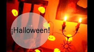 ideas para decorar tu casa en halloween haul  glenda y karen