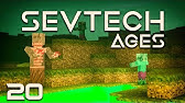 SevTech: Ages EP18 Nether Discoveries + Coke Oven Automation - YouTube