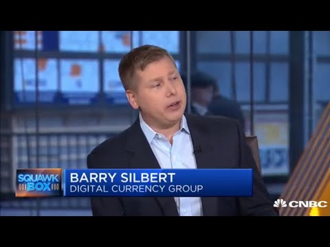CNBC Bitcoin News |  Digital Currency Group's Silbert puts the smack down on CNBC panel !